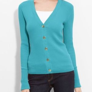 Tory Burch Shrunken Simone sweater